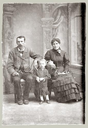 Tintype family