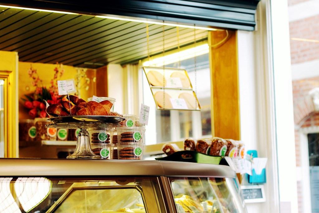 Drawing Dreaming - onde e o que comer em Amsterdão - Lanskroon, king stroopwafel