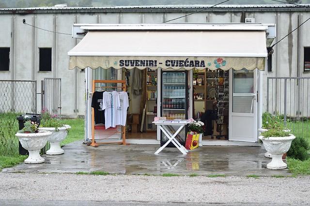 Srebrenic souvenirs