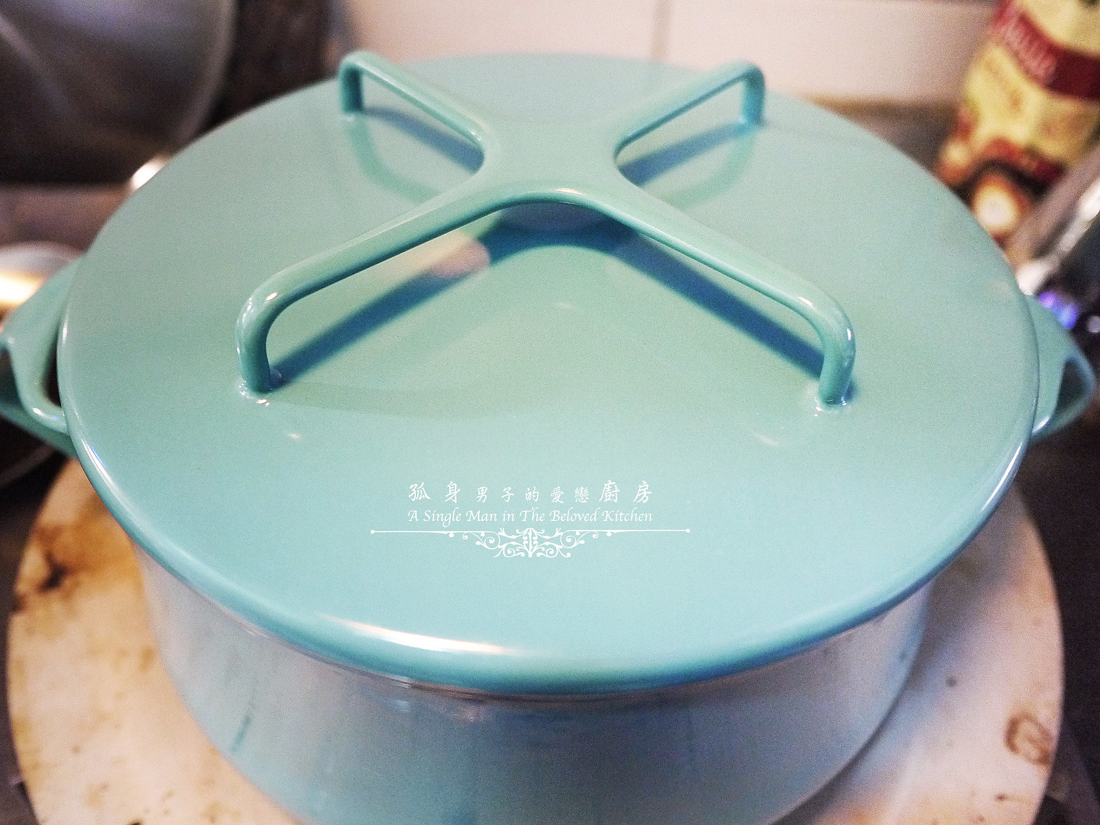 孤身廚房-西洋菜馬鈴薯濃湯20