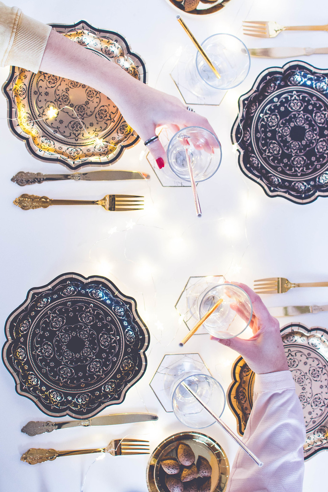 The Most Wonderful Table Setting Of The Year