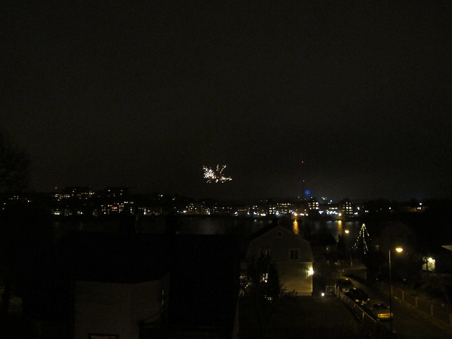 saturday, new year's eve, karlskrona