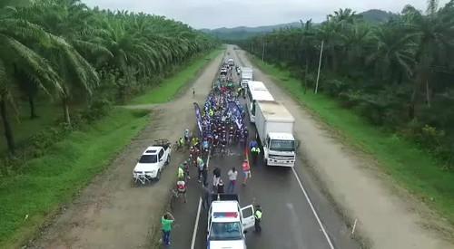 Costa a Costa 2017: Primera etapa