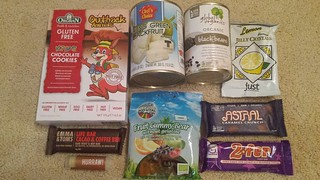 January Vegan Mystery Box