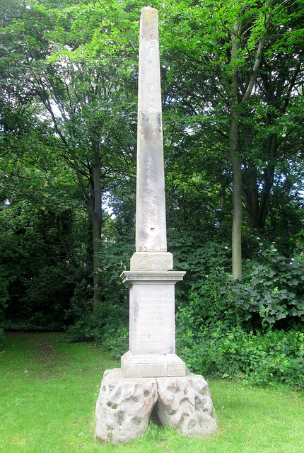 Dettingen Memorial, Newhailes 6