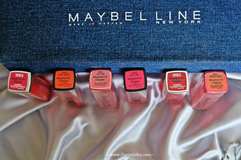 maybelline 5