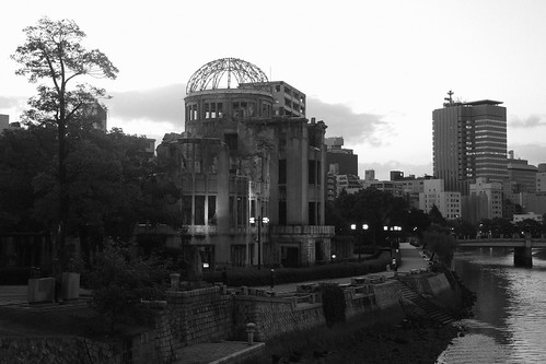 A-Bomb Dome at Hiroshima on OCT 28, 2015 (5)
