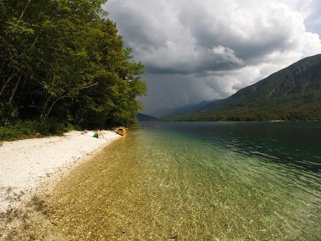 Best Photos Of 2016: Lake Bohinj, Slovenia