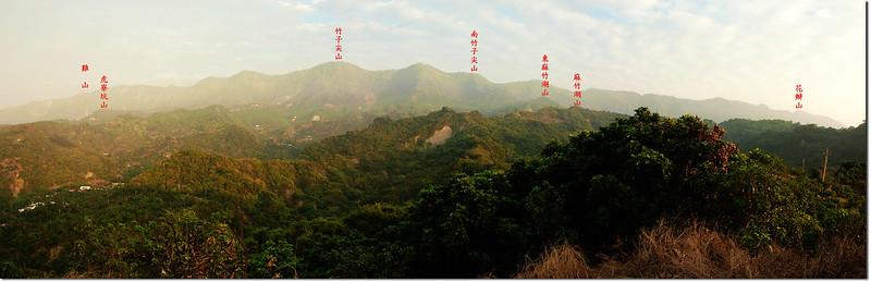 大平山東眺 1-1
