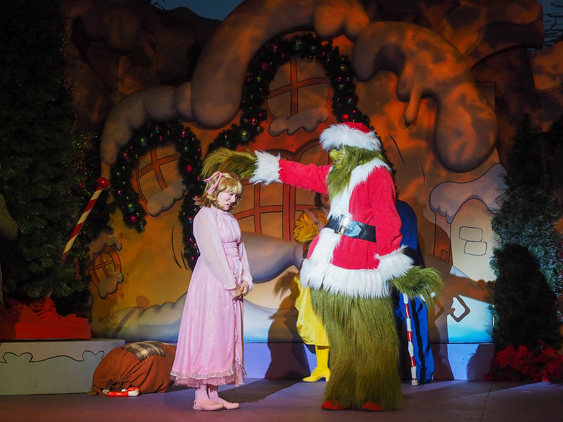 Grinchmas Who-liday Spectacular at Universal Orlando