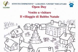 Noicattaro. Villaggio Babbo Natale Sabin front