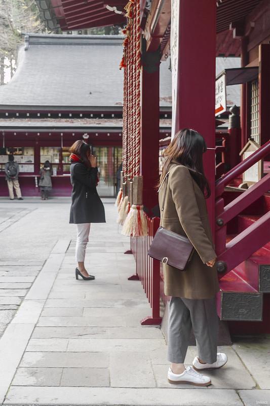 lavlilacs Japan Hakone Shrine