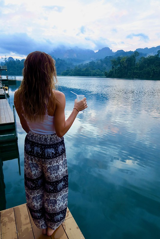 Honeymoon in Thailand - Elephant Hills Khao Sok National Park