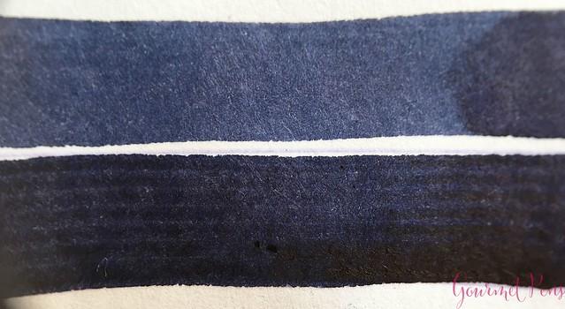 Ink Shot Review Blackstone Barrister Blue @AppelboomLaren4