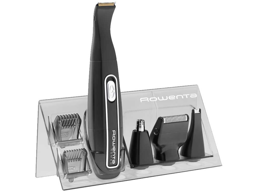 Rowenta regolabarba TN3650 Nomad Mini Grooming Kit