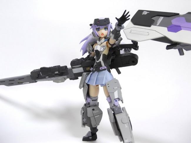 FRAME ARMS GIRL - 0037