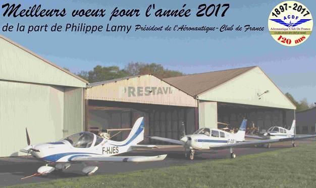 voeux Philippe Lamy