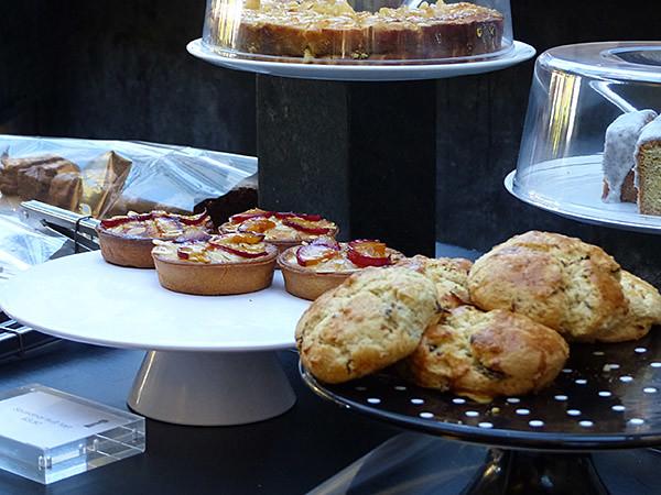 cakes au Geffrye