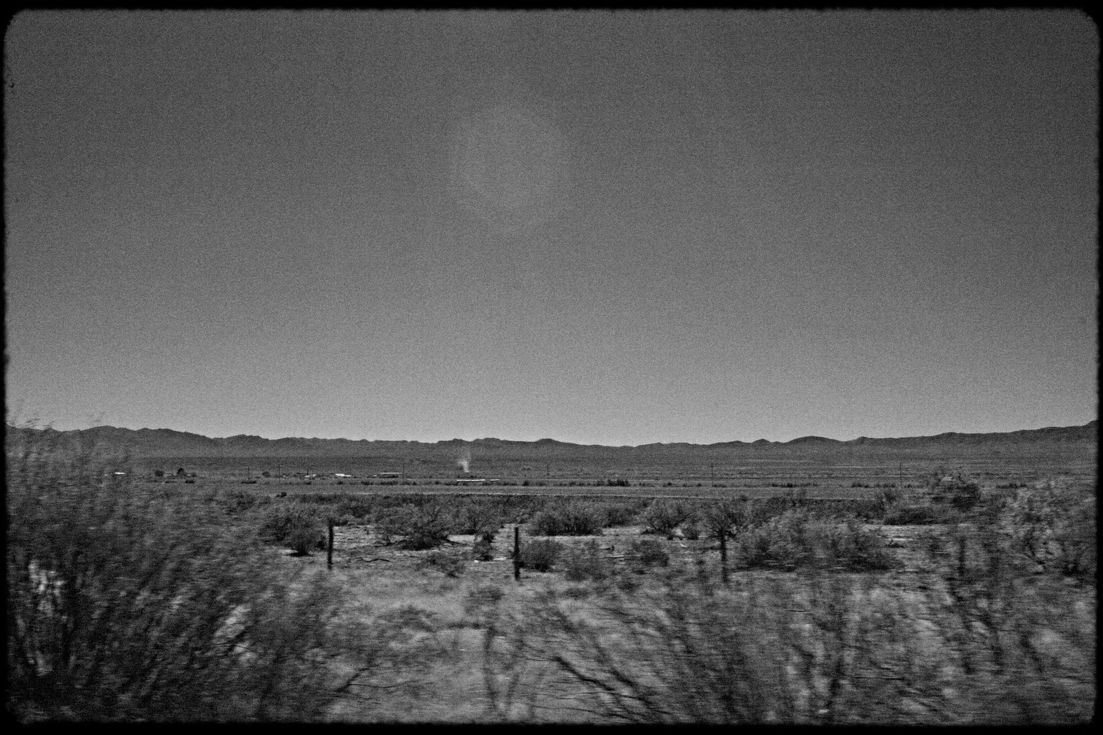 Outside El Paso, Texas, 2006