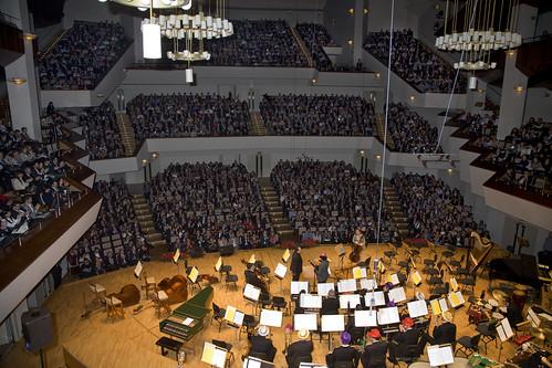 Una noche especial en el Auditorio Nacional de la M�sica