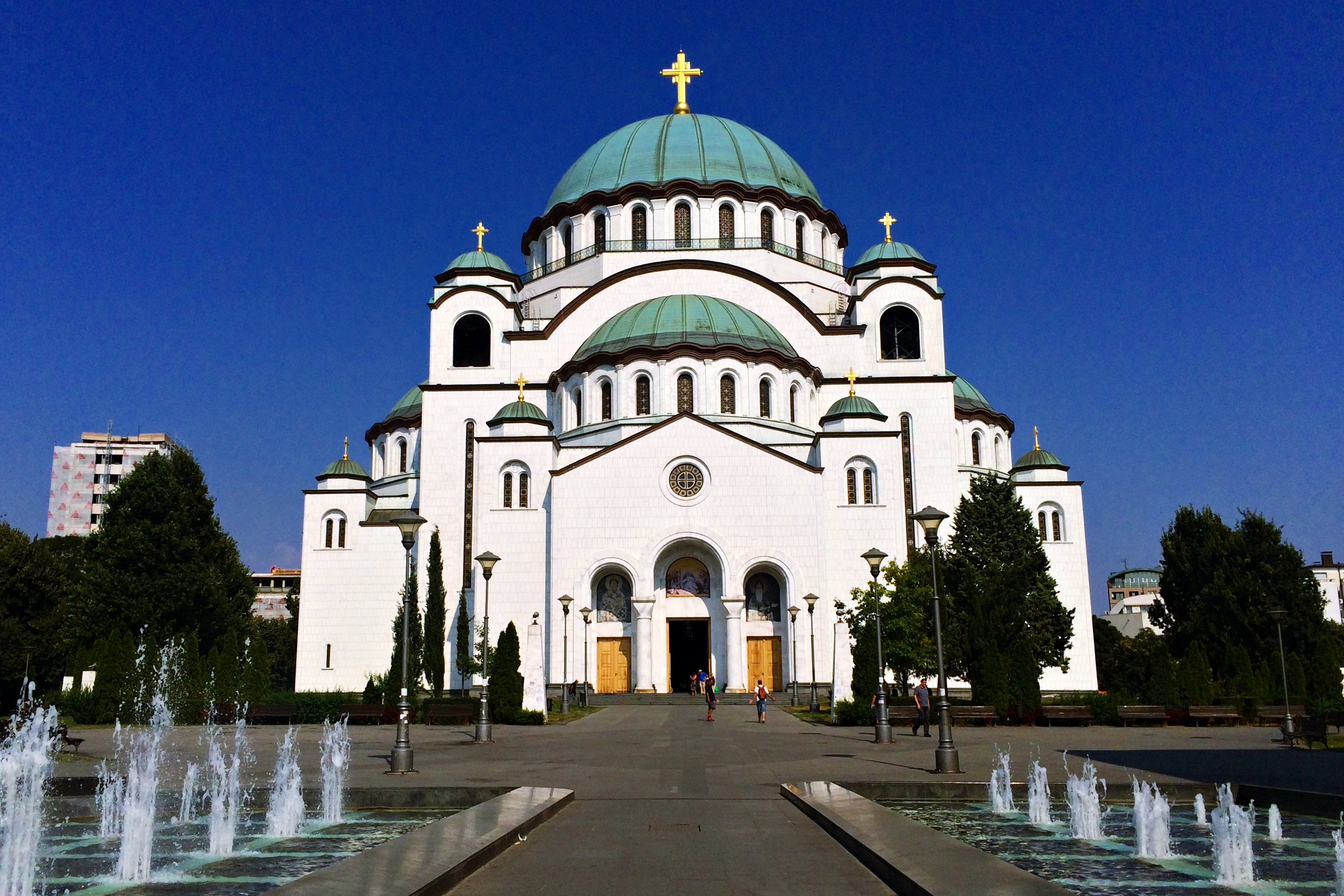 14_St. Sava's Church, Belgrade