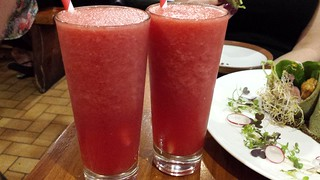 Watermelon Crush at Yong Green Food