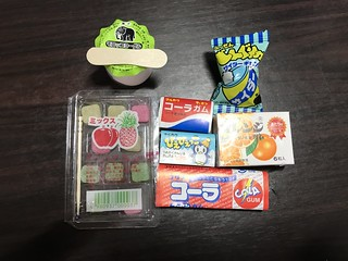 Japanese Cheap sweets
