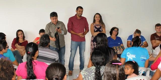 Semsa de Placas realiza primeira reunião com agentes comunitários de saúde, Placas - ACEs