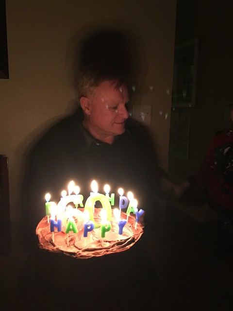 Happy 60th Birthday, Grandpa!