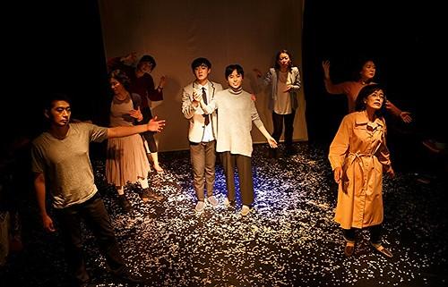 아카데미느티나무 시민연극단 2016 정기공연