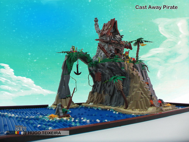 Cast Away Pirate 002