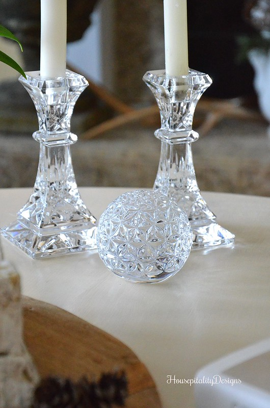 Waterford Crystal Candlesticks-Waterford 2000 Times Square Ball-Housepitality Designs