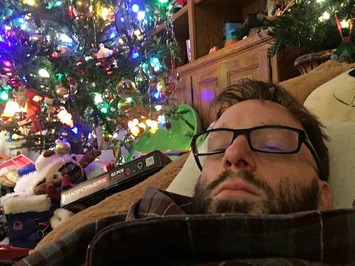 Sick Under the Tree