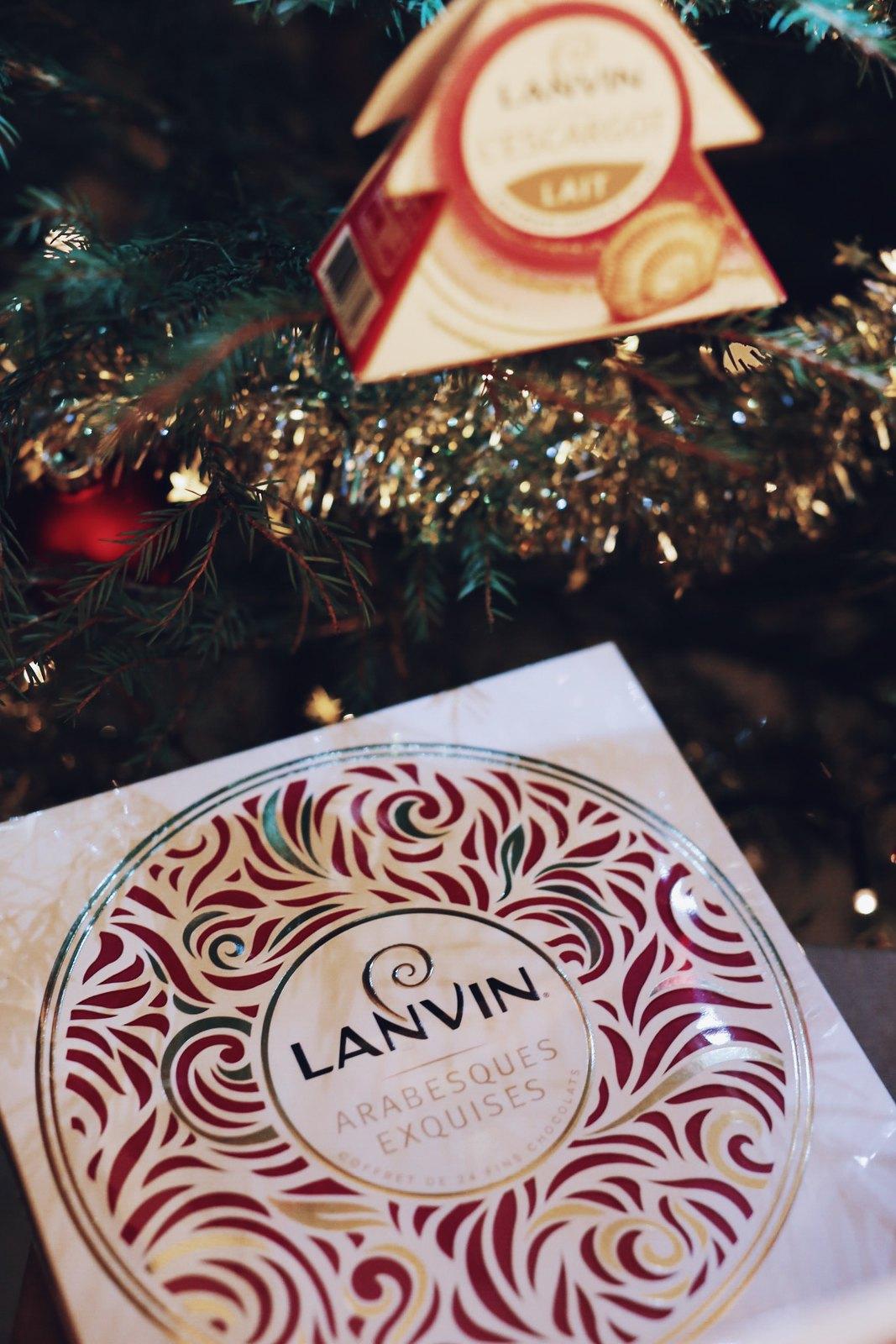 lanvin chocolat