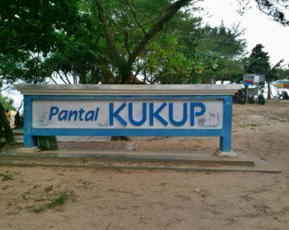 welcome to pantai kukup