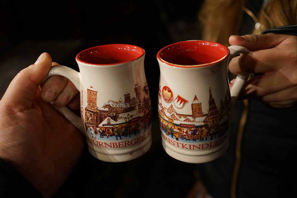 Nuremberg Christmas Market 2016