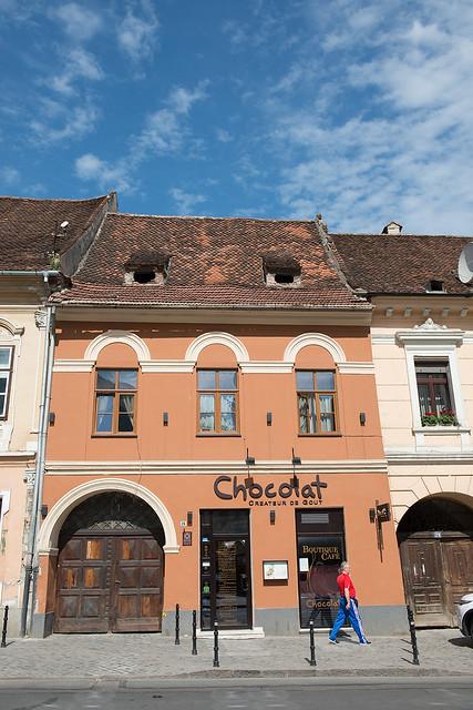 Chocolat. Braşov, Romania