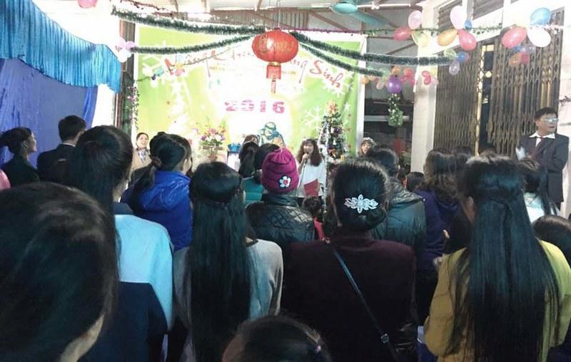 Giang sinh 2016 Hoa Binh (3)