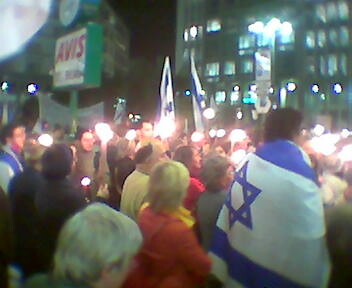 Demo for Israel | by chayiahliv