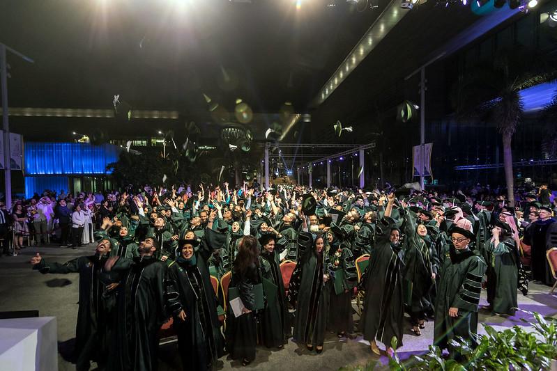 KAUST Commencement 2016