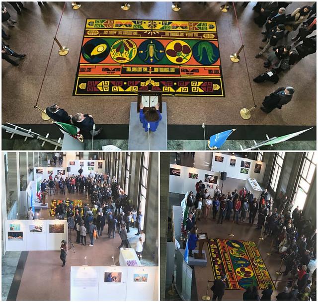 La sede de la ONU en Ginebra recibe exposición fotográfica Semillas de identidad 31 ingredientes que México dio al mundo