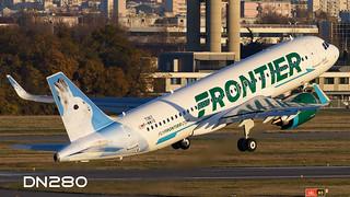 Frontier A320-251N msn 7367