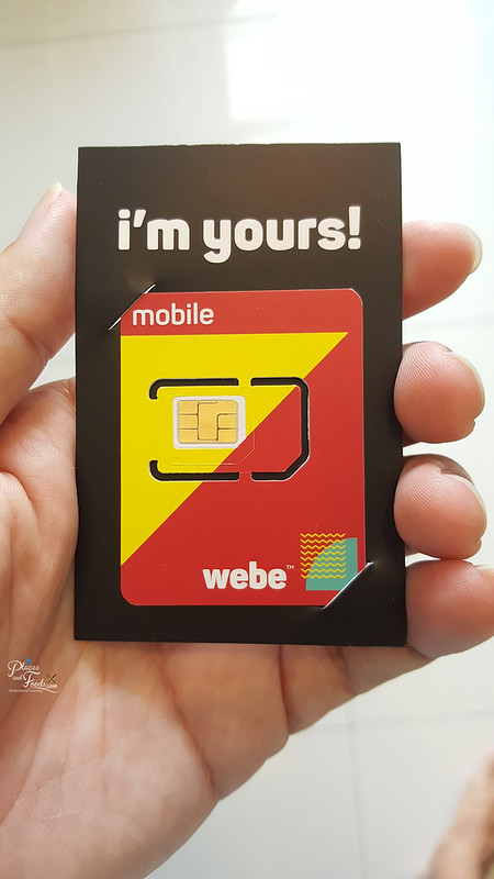 webe mobile