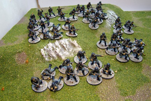 Bolt Action - German Army + SS