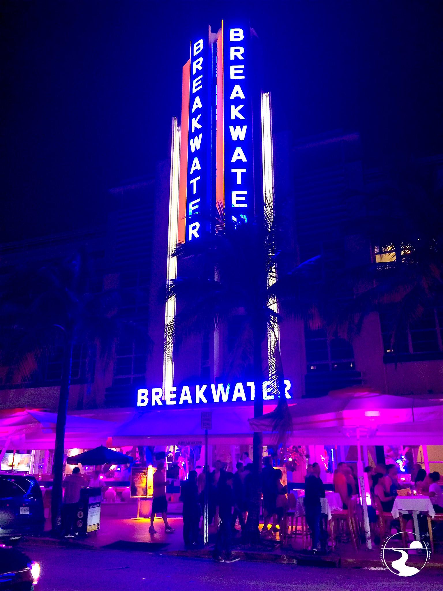 La noche de Miami Beach