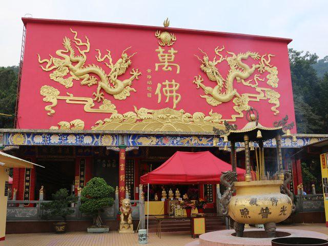 manastirea celor 10000 de budda obiective turistice gratuite hong kong 6
