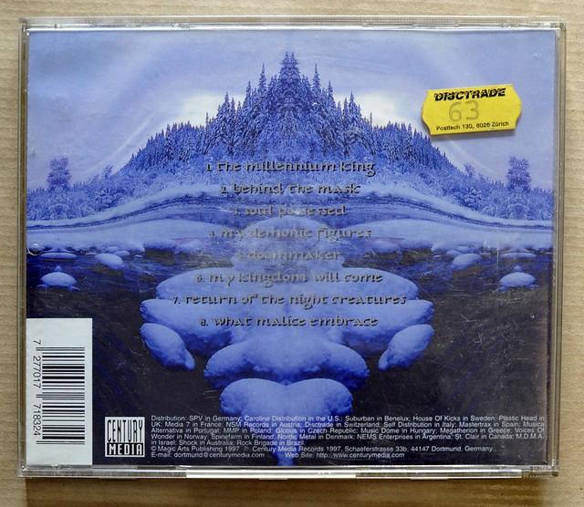 OLD MAN'S CHILD PAGAN PROSPERITY (CD)