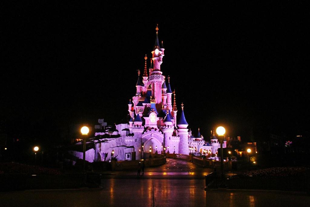 Drawing Dreaming - 10 razões para visitar a Disneyland Paris - Castelo da Bela Adormecida