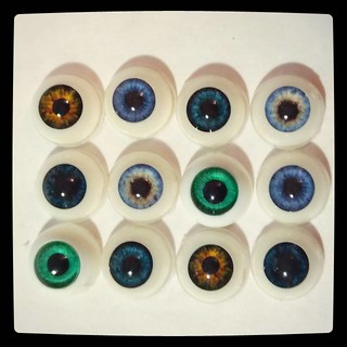 Eye palette, for #365days project, 356/365