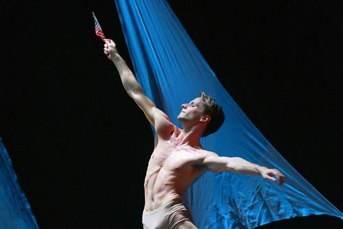 """Balletto """"Butterfly"""" al Teatroteam di Bari (22-10-2016)"""
